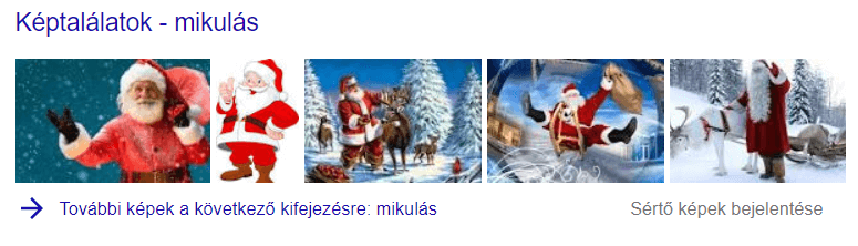 Google kép találat